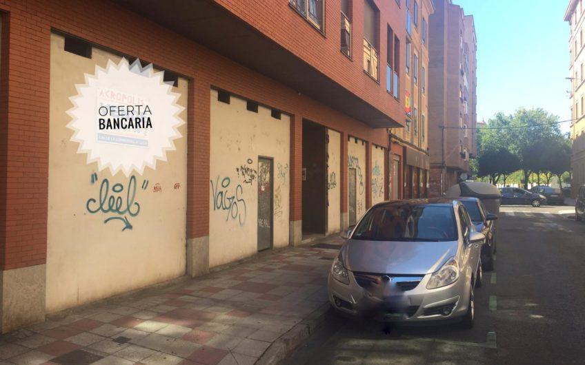 Local comercial en el centro: Oportunidad Bancaria