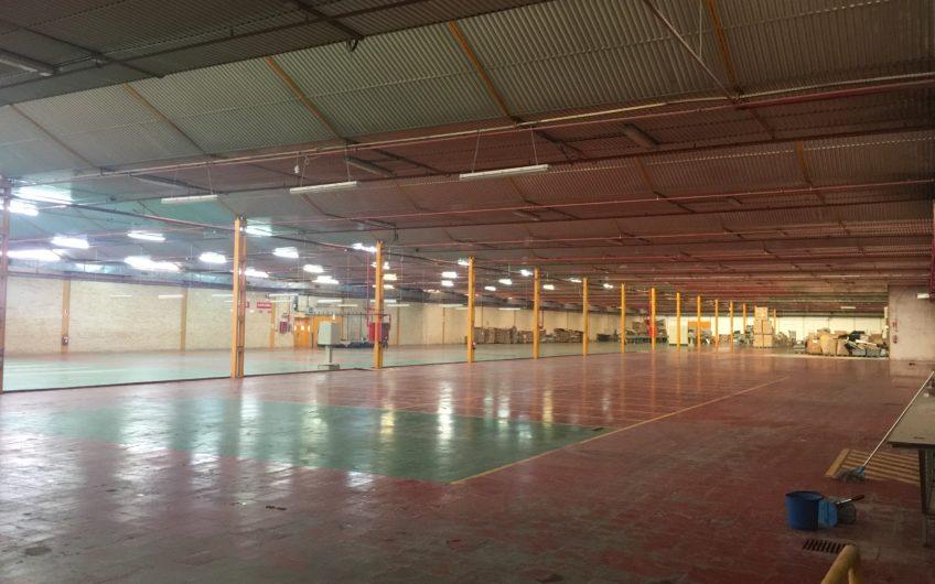 Centro Logístico en León