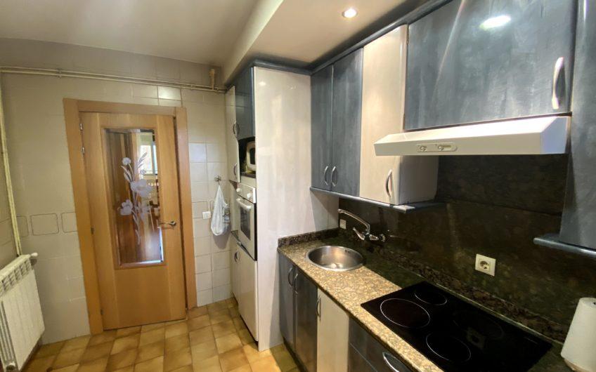 Apartamento con garaje y trastero en La Magdalena