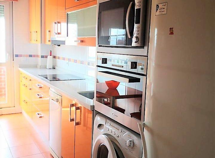 Apartamento amueblado, en Zona Comisaria de San Andrés del Rabanedo, #Leonesp