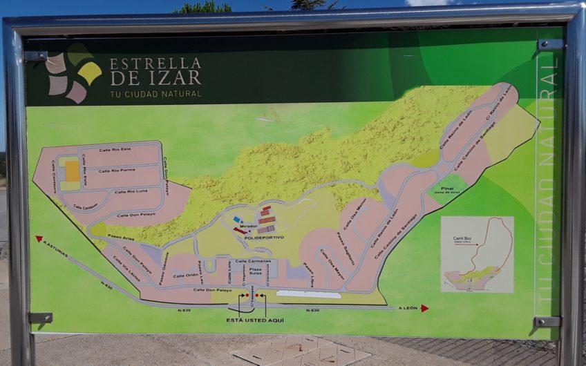 Parcelas Urbanas para chalets individuales en Estrella de Izar