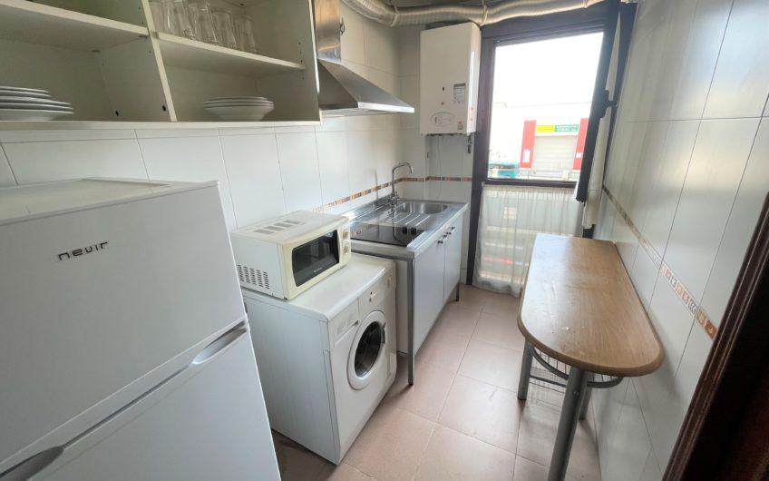Apartamento amueblado en San Andrés del Rabanedo